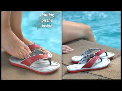 609376f095e2 Rider Flip Flops - YouTube