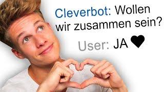 Meine Beziehung mit dem Cleverbot