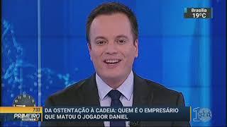 Novidades do Caso Daniel - Primeiro Impacto PR (12/11/18)