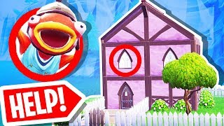 ESCAPE FROM GRANNY'S HOUSE! (Fortnite Custom Map)