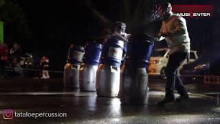 Street Performance Tataloe Percussion Full | Tataloe Music Center