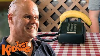 Funniest Prank Call - Just Kidding Pranks
