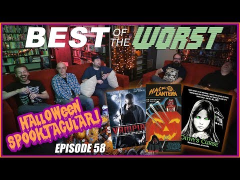Best of the Worst: Vampire Assassin, Hack-O-Lantern, and Cathy's Curse