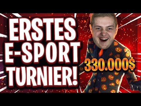 🏆💶😂MEIN ERSTES ESPORTS TURNIER!   330.000$ Preisgeld gegen die besten Spieler Europas!