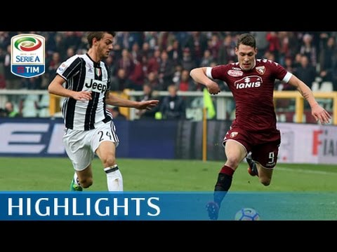 Torino - Juventus - 1-3 - Highlights - Giornata 16 - Serie A TIM 2016/17