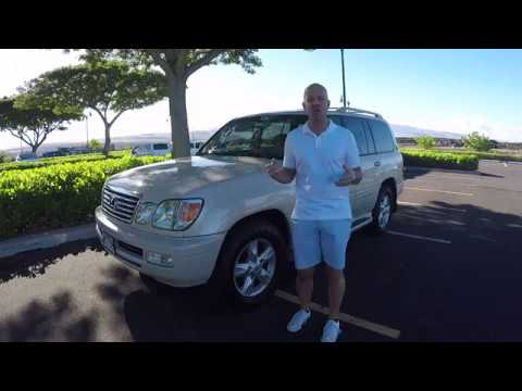 2006 Lexus LX470 review - why it's the greatest SUV ever made