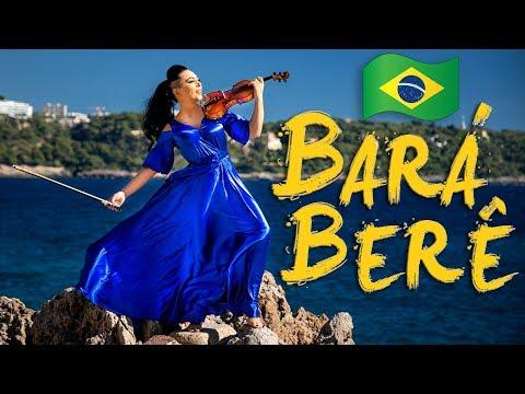 Bara Bará Bere Berê 🇧🇷🌴Michel Teló | Violin Cover Cristina Kiseleff 💃🏻🎻