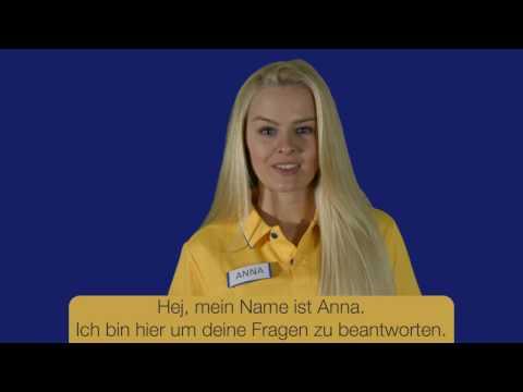 Mein Leben mit Anna von IKEA YouTube Hörbuch Trailer auf Deutsch