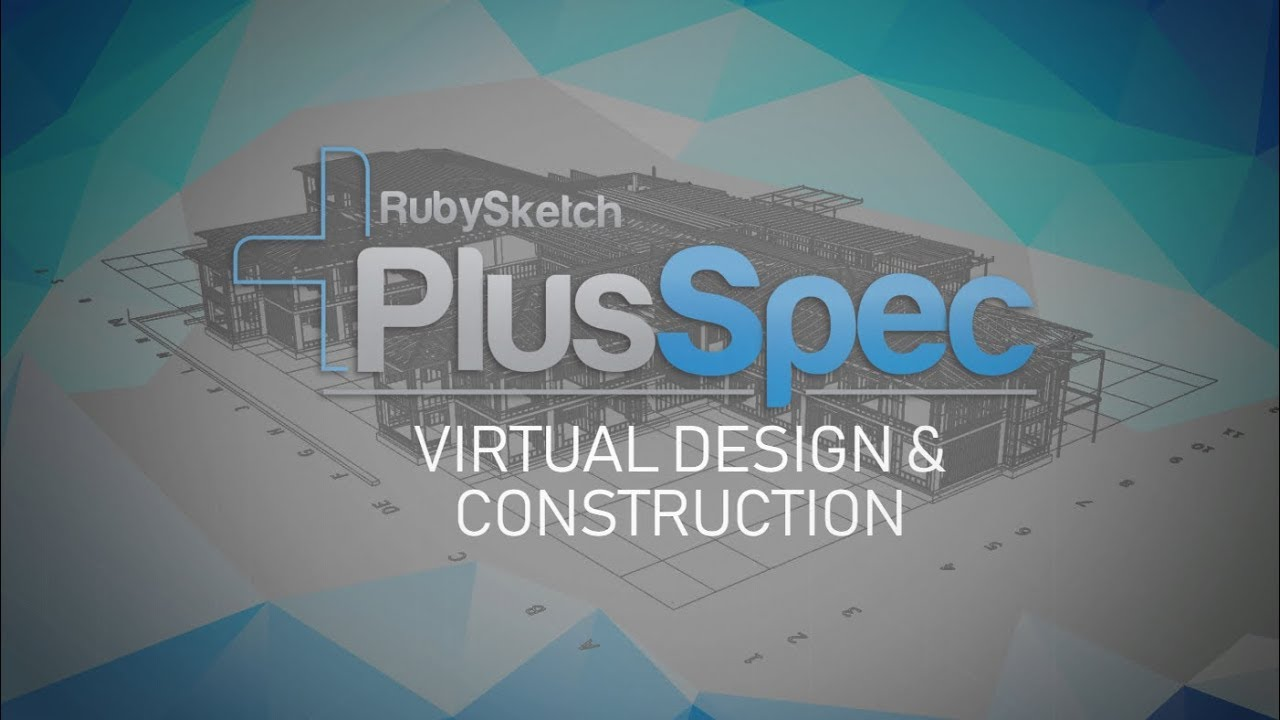 PlusSpec - A powerful, affordable and easy to learn 3D BIM software