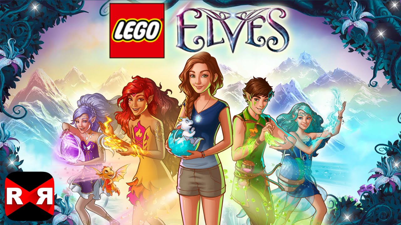 Lego Elves Adventures In Elvendale By Lego Systems