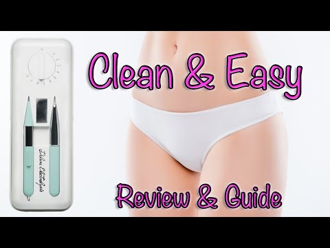 Clean & Easy Electrolysis Perminent Hair Removal Device Review & Guide