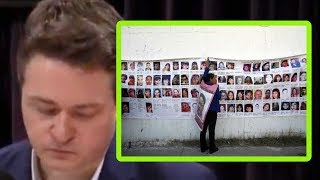 Download Juarez Drug Cartel Victim Marisela Escobedo's Sad Story | Joe Rogan and Johann Hari Mp3 and Videos