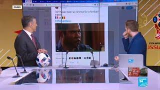 France vs Belgium: semi-final match dominates social media