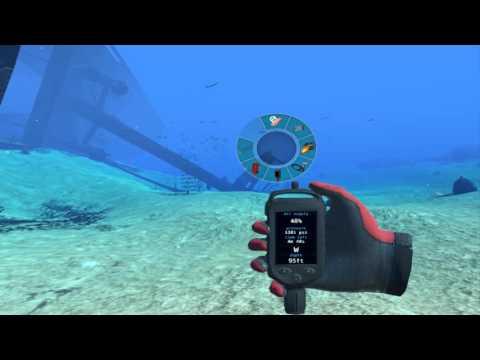 World of Diving - Oculus Rift