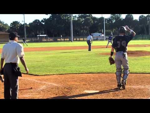 Jordan Kelly Pitching Fort Myers - 10.08.10