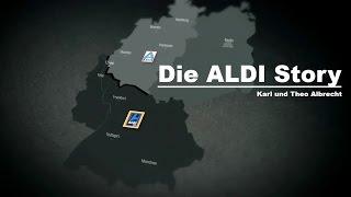 Die Aldi-Story – Karl und Theo Albrecht (NEU HD)