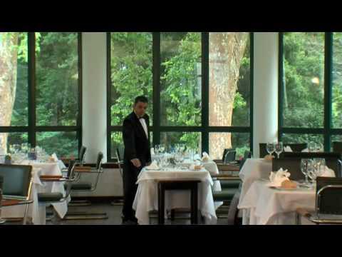 Bensaude Hotels Terra Nostra Garden Hotel Youtube