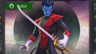 5 STAR NIGHTCRAWLER | MARVEL: Contest of Champions (iOS/Android)