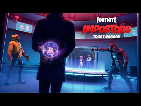 Trust Nobody: Introducing Fortnite Impostors