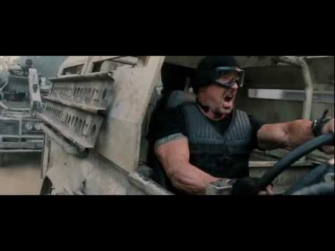 The Expendables 2 Trailer: Made in America Fan Video