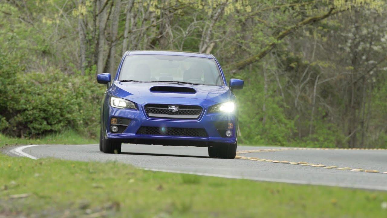 2015 Subaru WRX Review AutoNation
