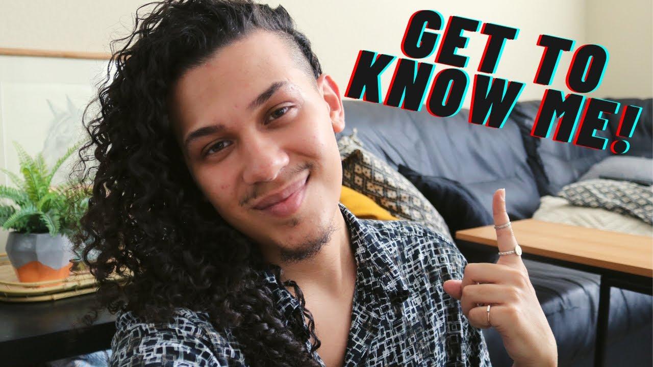 Q&A Get To Know Me @lacomidadejeremie