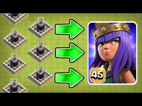 10 MILLION DARK ELIXIR LATER!!! - Clash Of Clans NEW MAX LEVEL HERO!