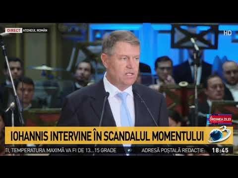 Klaus Iohannis, noi critici la adresa Guvernului