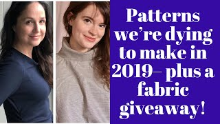 Patterns We Are Dying to Make in 2019