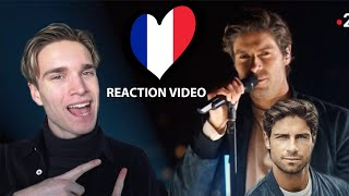 Reaction video Tom Leeb - The Best In Me France Eurovision 2020
