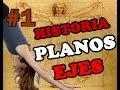 Historia de Anatomia - Movimiento Planos y Ejes Anatómicos