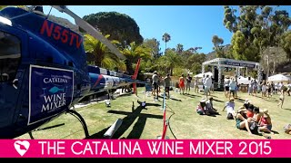 The Original Catalina Wine Mixer, 09/13/15 on Catalina Island