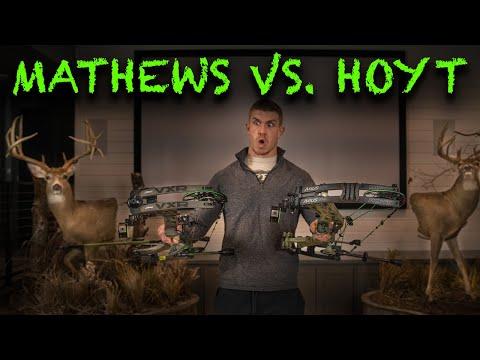 HOYT VS MATHEWS!