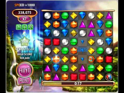 Bejeweled Blitz - The Phoenix Prism