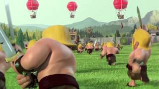 One of Hurley - Clash101's most viewed videos: Clash Of Clans - Official Clan War Ad! HD