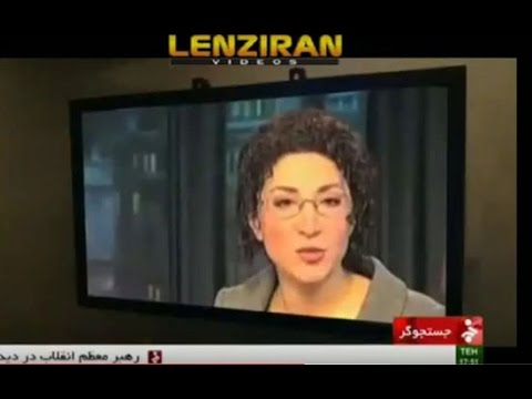 Iranian TV try to discredit BBC broadcasting