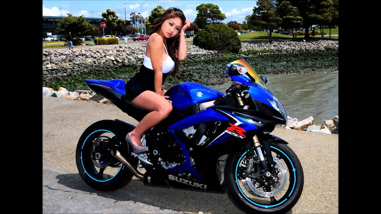 Hot Biker Girls