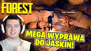 THE FOREST MULTI #02 - MEGA WYPRAWA DO JASKIŃ! | VERTEZ