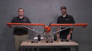 Load Video 2:  Sport Cub S RTF and BNF with SAFE® Technology by HobbyZone