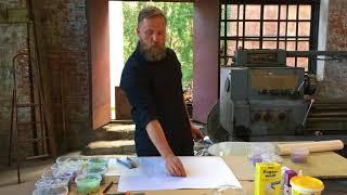 видео Журнальный столик из консервных банок | Практичное рукоделие из подручных материалов/Плюшкина со знаком