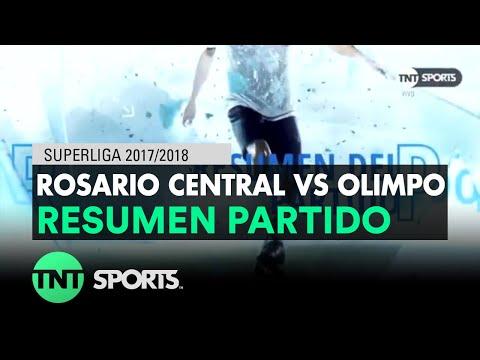 Resumen de Rosario Central vs Olimpo (5-0) | Fecha 16 - Superliga Argentina 2017/2018