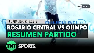 Video Gol Pertandingan Rosario Central vs Olimpo