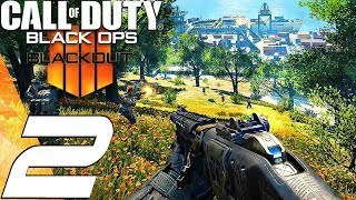 Call of Duty Black Ops 4 - BLACKOUT Gameplay Walkthrough Part 2 - Battle Royale Duos (Full Game) thumbnail