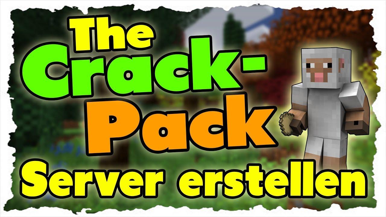 Minecraft TheCrackPack Server Erstellen Tutorial Modpack YouTube - Minecraft server erstellen mit modpack