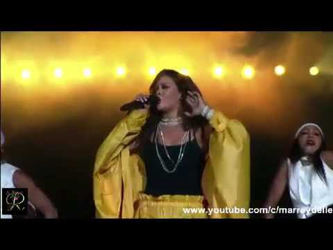 Rihanna's Concert Live in Brazil.
