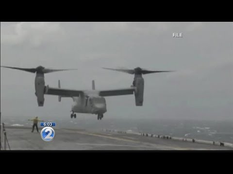 Niihau could host Osprey, other Marine training zones