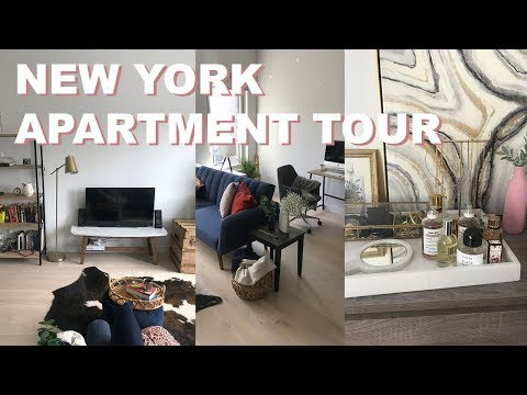 NEW YORK APARTMENT TOUR | Brooklyn, NYC