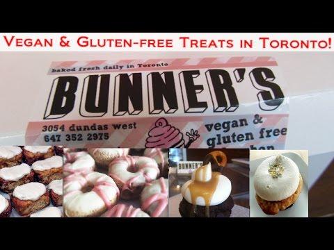 Bunner's Vegan & Gluen Free Bake Shop -- Toronto!