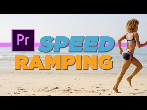 SLOW DOWN, FREEZE And REVERSE Video With Speed Ramping / Time Remapping (Premiere Pro Basics)