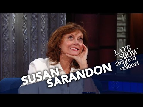Susan Sarandon Is Still In Touch With Bernie Sanders
